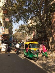 インドの街並み