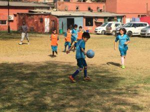 インド サッカー