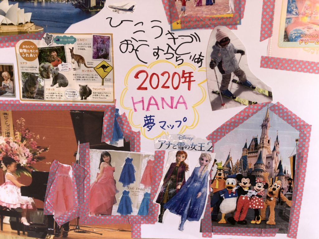 HANA夢マップ 2020