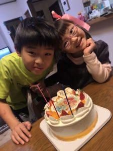 Hana's 6th birthday