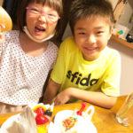 颯太10歳の誕生日